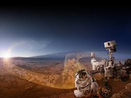 mars virtual reality with nasa precision