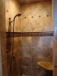 Tile Design Ideas For Small Bathrooms by Walk In Shower Tile Design Ideas Design Ideas