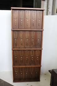 antique wooden filing cabinets antique furniture