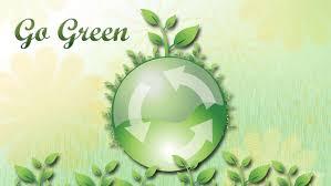 design logo go green go green alkaline water