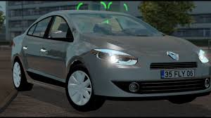 renault fluence black ets 2 u2013 renault fluence araba modu 1 27 youtube