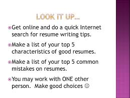 Search For Resumes Online by Summary Of Personal Information Outlines Your Qualifications