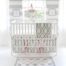 rabbit crib bedding bedroom endearing rabbit theme crib bedding set one dust ruffle