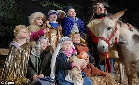 ulrika jonsson oh the sheer nightmare of nativity plays daily