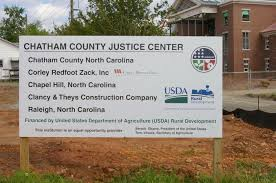 chatham county us courthouses