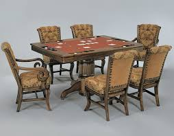 round poker table with dining top marvelous poker table combination dining tables of cozynest home