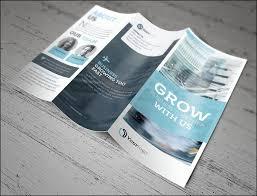 25 belas ideias de modelos de brochura de download gratuito no