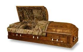 casket company real tree oak new casket company
