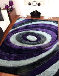 Purple And Black Area Rugs Grey And Purple Area Rug Tapinfluence Co