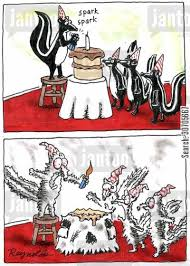 birthday candle cartoons humor from jantoo cartoons