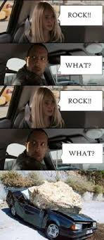 The Rock Driving Meme - image 507002 the rock driving know your meme