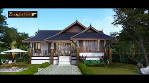 one storey house one storey house plan with simple design ideas