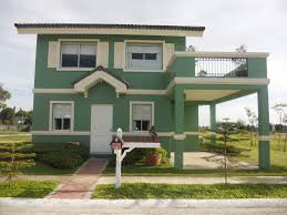 House Models by Elaisa Or Sapphire Model House Of Savannah Glades Iloilo By
