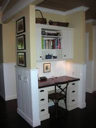Kitchen Desk Area Ideas Built In Desk Design Pictures Remodel Decor And Ideas Page 24