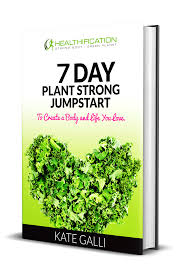 create a fit strong healthy plant based body you love