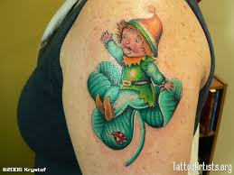 leprechaun tattoo designs photos pictures and sketches