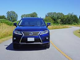 2015 lexus rx 350 price canada 2015 lexus rx 350 sportdesign road test review carcostcanada
