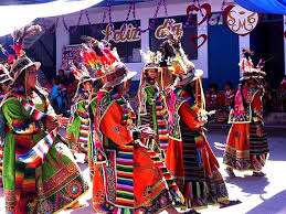 more than 6 800 traditional festivals celebrated yearly in peru