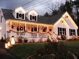 Outdoor Home Lighting Best 25 Christmas Lights Outside Ideas On Pinterest Outdoor