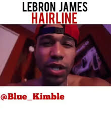 Lebron James Hairline Meme - 25 best memes about lebron james hairline lebron james