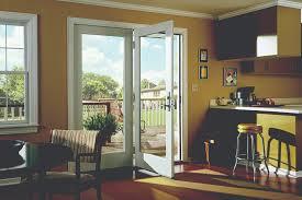 signature andersen aluminium clad wood french doors