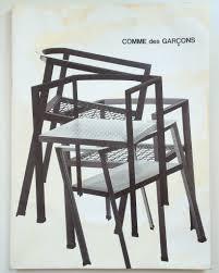 furniture catalog fuckyeahcommedesgarcons comme des garçons furniture catalog 1990