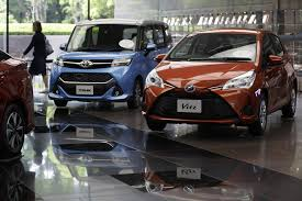 nissan honda toyota japan automakers and ford beat u s sales estimates in june