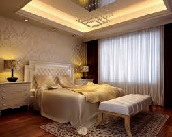 Creative Bedrooms Elegant Bedrooms With Wallpaper With Additional Home Decoration