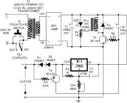 self switching power supply electronics circuits u0026 hobby