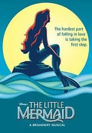 mermaid musical disney wiki fandom powered wikia