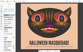 make halloween invitations the easy way picmonkey