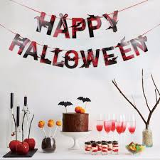 Happy Halloween Banners by Online Buy Wholesale Halloween Banners From China Halloween