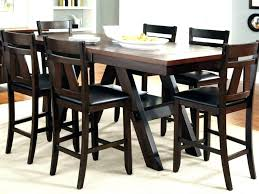 reclaimed wood pub table sets rustic pub table sets modern high top tables dining room reclaimed