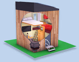 micro house designs cube micro house cube tiny houses and micro house