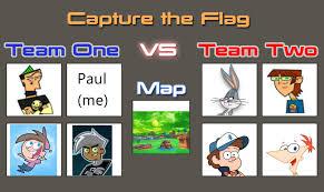 Flag Meme - my capture the flag meme fireball style by magnetic lightpulse on