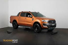 ford ranger dual cab for sale 2016 ford ranger wildtrak 3 2 4x4 px mkii dual cab up for