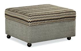 ottoman tufted storage ottoman with casters round ottoman with