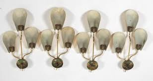 Lightolier Wall Sconce Four Paavo Tynell Lightolier Wall Sconces 05 30 15 Sold 1955