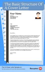 sample of covering letter for resume 10 cover letter samples and templates basic structure and format of a cover letter