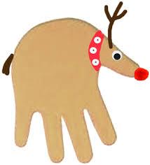 rudolph reindeer crafts kids christmas rudolph