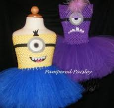 Minion Tutu Dress Etsy Minion Tutu Dress Littlewstutus Etsy 30 00 Tutu Cute
