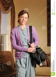 Home Nurse by Home Health Nurse Royalty Free Stock Image Image 17713196