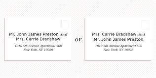 wedding invitations addressing how to address wedding invitations shutterfly