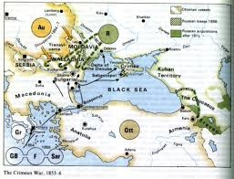 Map Of Ukraine And Crimea 14 04 10 Crimea In War And Peace Russia Ukraine Finoak Blog