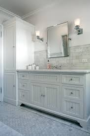 Beadboard For Bathroom White Beadboard Bath Vanity U2022 Bathroom Vanities
