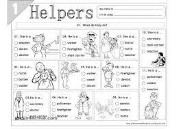 15 best images of free printable worksheets community helpers