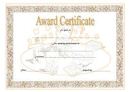 templates for award certificate printable math award certificate templates the best template collection