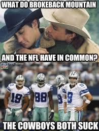 Denver Broncos Funny Memes - lmfao real men don t let their kids be cowboys fans you re poor