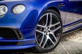 blue bentley 2017 2017 bentley continental supersports first drive digital trends