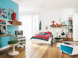 Blue Bedroom Furniture by Bedroom Cute Picture Of Cool Bedroom Decoration Using Red